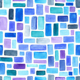 Mosaic pattern. Royalty Free Stock Photography