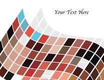 Mosaic Presentation Stock Images