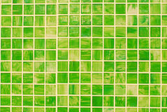 Mosaic rectangle brick of background Stock Photography
