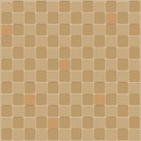 Mosaic seamless background in brown tone Royalty Free Stock Images