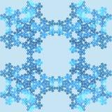 Mosaic seamless ornament. Royalty Free Stock Photos