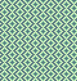 Mosaic seamless pattern Stock Photos