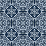 Mosaic seamless pattern Royalty Free Stock Photo