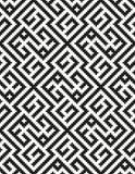 Mosaic seamless pattern. Modern geometric texture Royalty Free Stock Photo