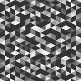 Mosaic seamless pattern Royalty Free Stock Image