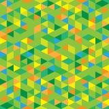Mosaic seamless pattern Stock Photography