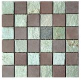 Mosaic seamless texture Stock Photo