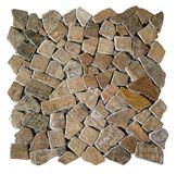 Mosaic seamless texture Stock Images