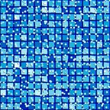 Mosaic seamless texture. Abctract mosaic seamless texture for background royalty free illustration