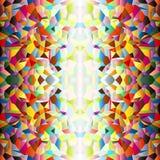 Mosaic small tiles 3 Royalty Free Stock Image