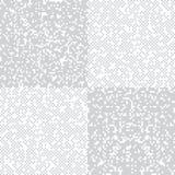 Mosaic square pixel theme pattern background Royalty Free Stock Image