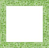 Mosaic for a Squared Frame Royalty Free Stock Photos