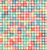 Mosaic squares light vector background. Colorfull squares textile style bavkground vector illustration