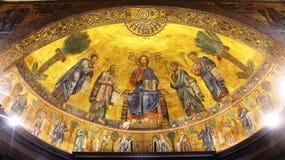Mosaic in St Paul Stock Photos