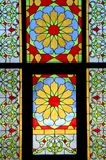 Mosaic of stained glass