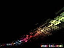 Mosaic stream Stock Photography