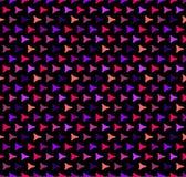 Mosaic stylized colorful seamless background Royalty Free Stock Photo