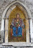 Mosaic in Taormina Stock Photography