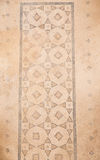 Mosaic in Terrace Houses, Ephesus Ancient City Royalty Free Stock Photography