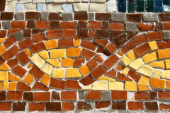 Mosaic texture Stock Photos