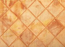 Mosaic texture. Mosaic wall of a house Royalty Free Stock Images