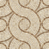 Mosaic texture. Stock Photography