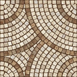 Mosaic texture. royalty free stock images
