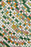 Mosaic texture Royalty Free Stock Photos