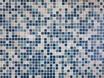 Mosaic texture or background Royalty Free Stock Photography