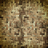 Mosaic texture background Royalty Free Stock Images