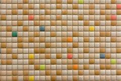 Mosaic texture background Stock Photos