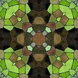 Mosaic texture Stock Images