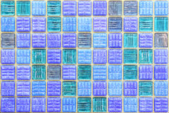 Mosaic texture. (High.res.) Stock Images