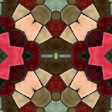 Mosaic texture-tile Royalty Free Stock Photography