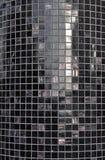 Mosaic textured pillar Stock Image