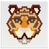 Mosaic Tigers Stock Photos