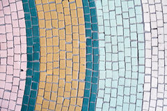 Mosaic tile abstract background Stock Photos