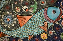 Mosaic, Tile, Art, Ceramic Stock Photo