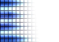 Mosaic Tile Background royalty free illustration