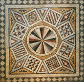 Mosaic tile floor Royalty Free Stock Photography