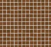 Mosaic Tile full frame Stock Photo
