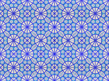 Mosaic tile pattern Royalty Free Stock Image