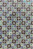 Mosaic tile pattern. Mosaic pattern of ceramic tile Royalty Free Stock Photography