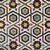 Mosaic tile pattern Stock Image