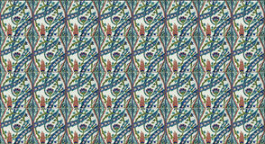 ,mosaic tile pattern Stock Image