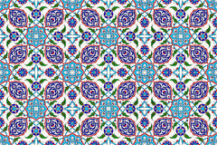 Mosaic tile pattern Royalty Free Stock Photos