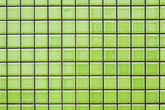 Mosaic tile texture Stock Image