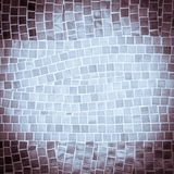 Mosaic tile wall Stock Photography