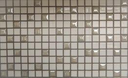 Mosaic tile wall royalty free stock image