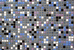 Mosaic tiles stock photos